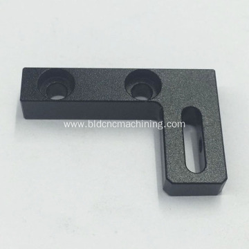 High Speed Machining Small Aluminum Parts