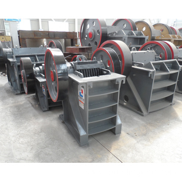 Large Crushing Ratio Mining Equipment Jaw Crusher