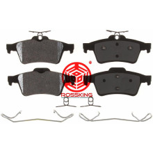 Rear brake pad for MAZDA 3