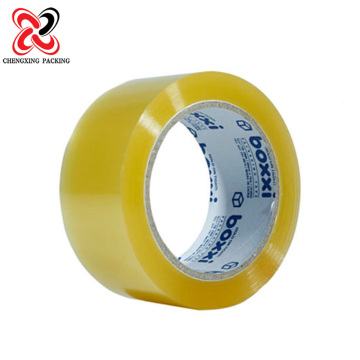 Light Yellow Acrylic Pressure Sensitive Adhesive Tape