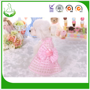 High Quality Dog Dress Pet Accessories Dog Clothes