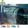 Used Rubber Tyre Oil Pyrolysis Plant for Sale