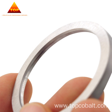Cobalt Based Alloy Diesel Engine Exhaust Valve Seat