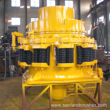 SS Series Cone Crusher Jaw Crusher Specifications