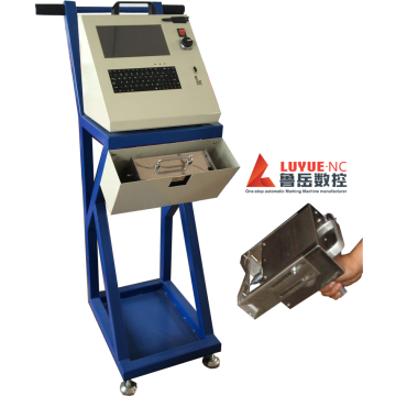 High Quality Mobile Pneumatic Punching Machine