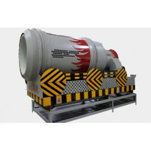 RMII3000 Coal burning system