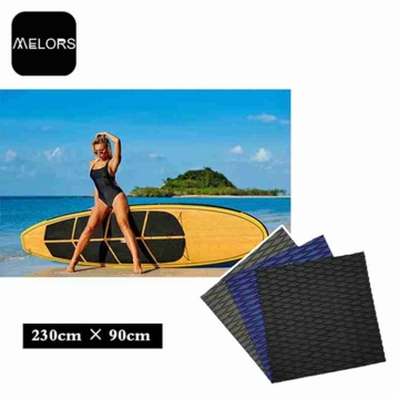 Melors Sup Traction EVA Deck Pad Surf Trackpads
