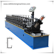 C Strut Channel Roll Forming Machinery
