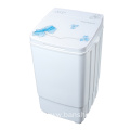 Flower Glass Cover 9KG Single Tub Washing Machine