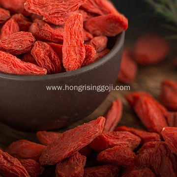 Mechanical Drying Medlar Goji Berry