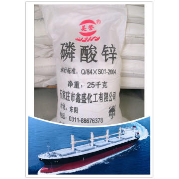 O-LEVEL ZINC PHOSPHATE weather resistant paint for metal