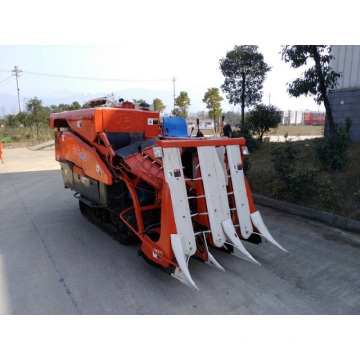 Low labour intensity Semi-harvester