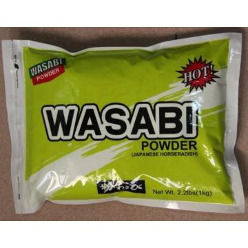 wasabi powder best selling factory price japanese style