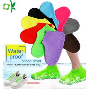 Hot sale Silicone Outdoor Reusable Silicone Shoe Cover