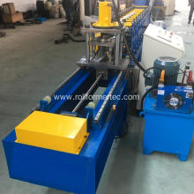 High speed Steel framing roofing batten rollforming line
