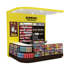 Free Combination Convenience Store Checkout Counter