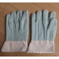 Hot Mill 100% Cotton Bandtop Cuff Gloves