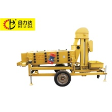 Grains vibration grader machine
