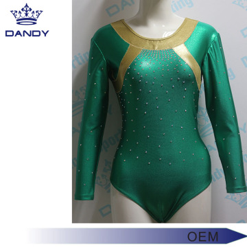 Gk Style Leotards Gymnastics Metallic Metallic