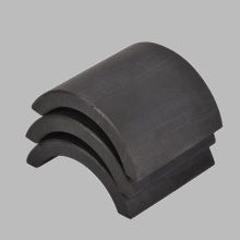 Y30 Arc Shape Ceramic Magnets