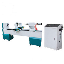 CNC woodworking lathe cutting machine