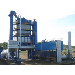 PMT batch asphalt mixers