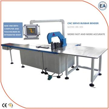 Busbar Bending Machine With CNC Controller