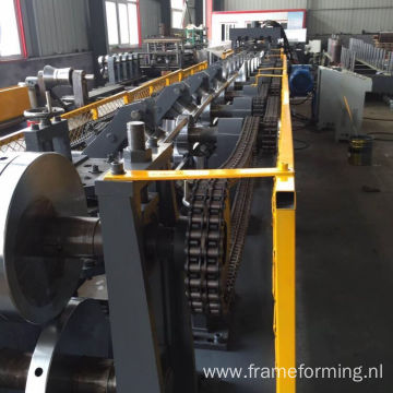 steel frame CZ purline machine CZ channel roll forming machine