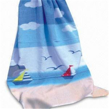 Turkish Pareo Hooded Beach Towel