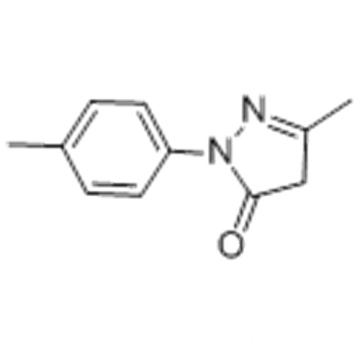 2,4-Dihydro-5-methyl-2-(4-methylphenyl)-3H-pyrazol-3-one CAS 86-92-0
