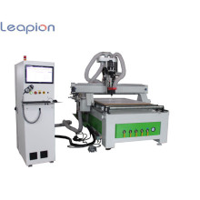 Automatic loading and unloading woodworking cnc router 1530