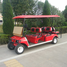 6 seats cheap club car golf cart with good price for sale