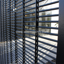 Additional Wire Type 358 High Security Mesh Fence