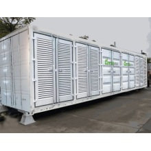 Best Price for Container Psa Nitrogen Generator Movable Reliable Container Type Nitrogen Generation Package supply to Guinea Importers