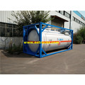 35m3 30ft HCl Tanker Storage Containers