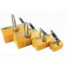 Purchasing for Magnetic Plate Lifter Permanent Manual Magnetic Lifter Crane export to Portugal Importers
