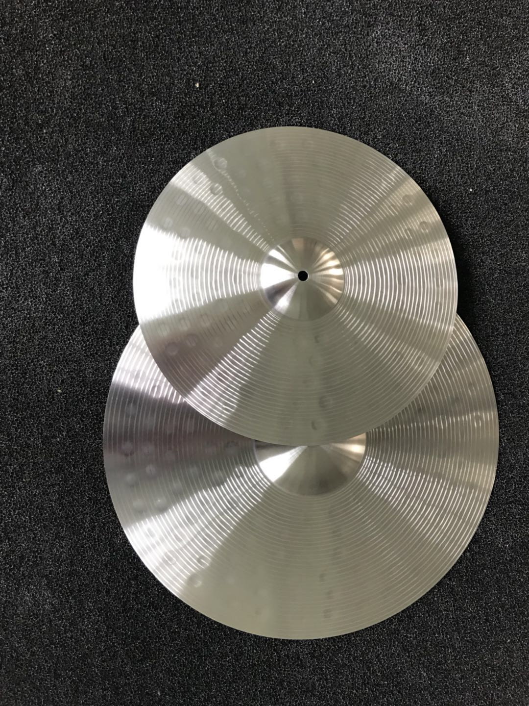 Stainless Steel Alloy Cymbals