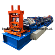 Goods high definition for Z Profile Roll Forming Machine CZ Steel Solar Stent Roll Forming Machine supply to Tokelau Factories