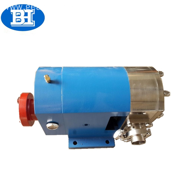 Low pressure food electric vegetable oil transfer pump