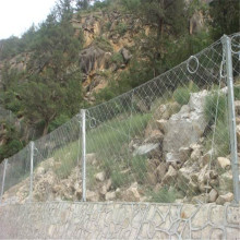 SNS flexible slope protection wire mesh