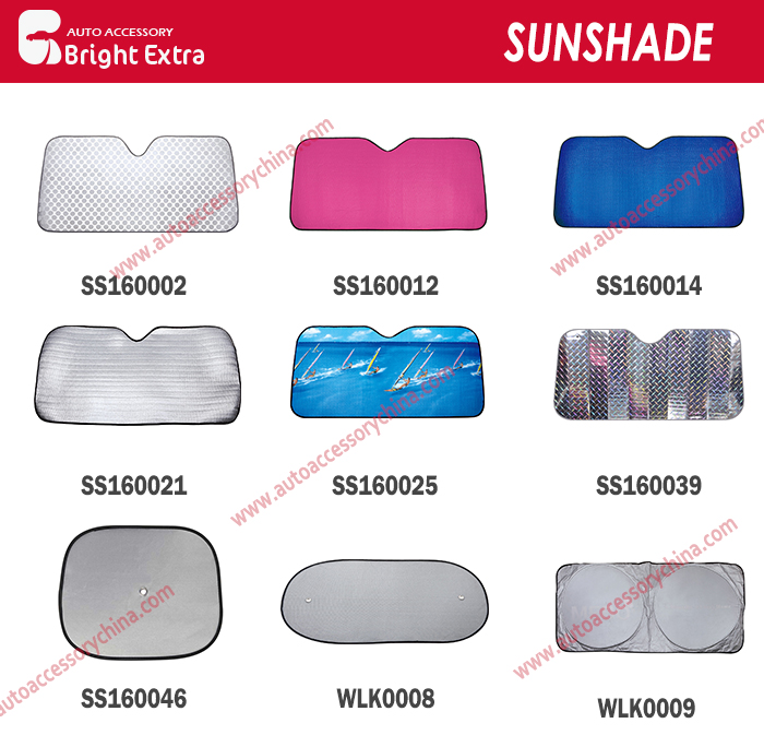 window sun shades