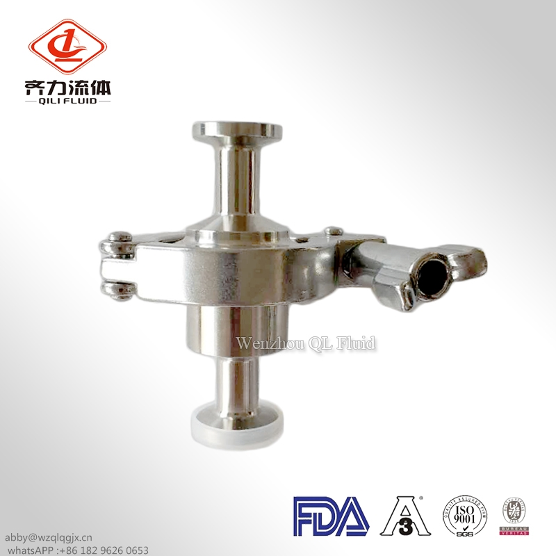Sanitary Non Return Weld Check Valve