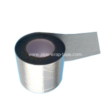 Good Quality for Aluminum Foil Butyl Tape Aluminum Foil Butyl Pipe Coating Wrap Tape export to China Hong Kong Exporter