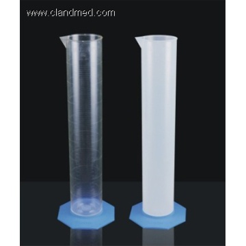 Transparenter Plastik-Messzylinder 4000ML