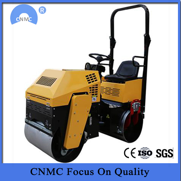 Ride on Hydraulic Vibratory Road Roller