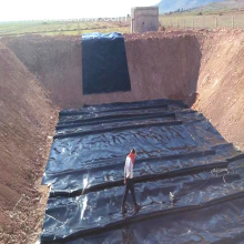 High Temperature HDPE Geomembrane