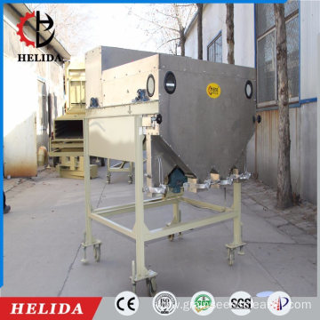 Chickpea Mung Bean Soybean Maize Magnetic Separator