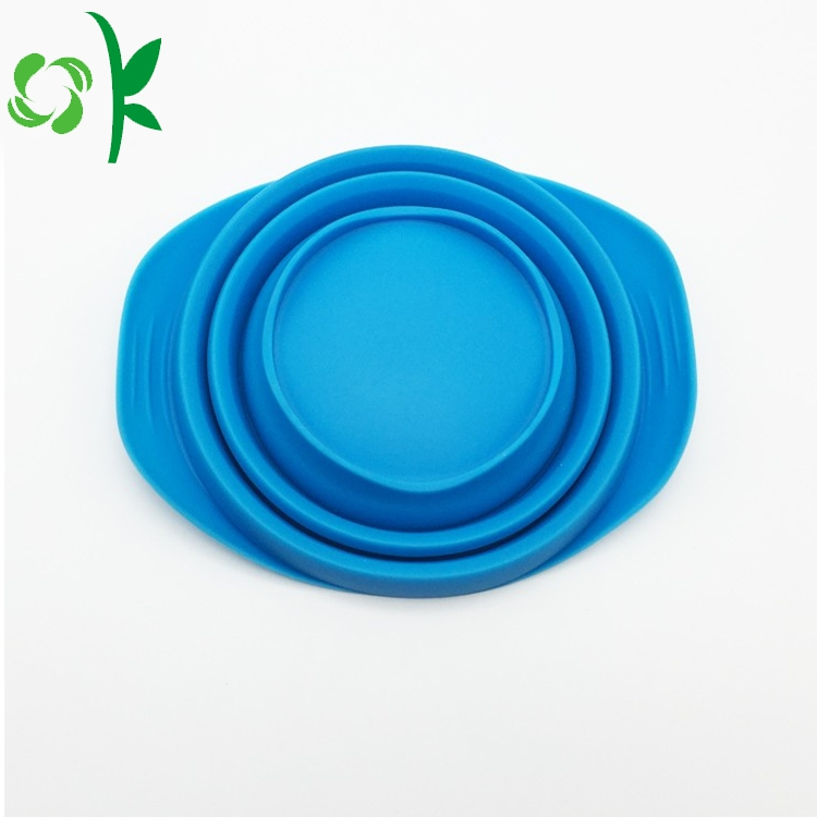 Portable Silicone Pet Bowl