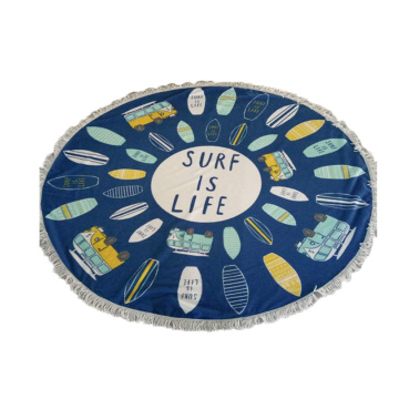 boys round gym hotel cotton beach towel wholesale