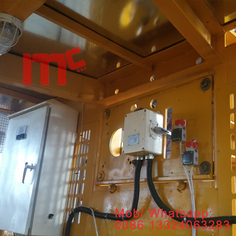 miliscorp construction hoist